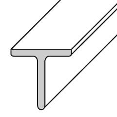 """""""T"""" profil"""