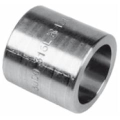 Nerezové fitinky socket weld (SW)
